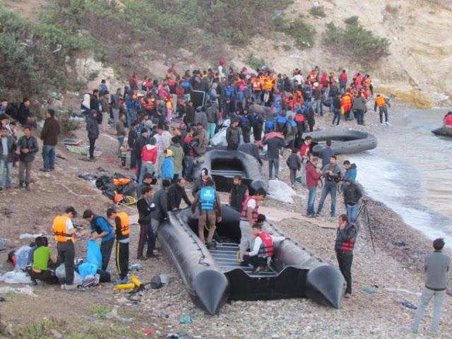 Τούρκος ΥΠΕΣ: Αν αφήσουμε τους πρόσφυγες η Ελλάδα δεν μπορεί να ζήσει