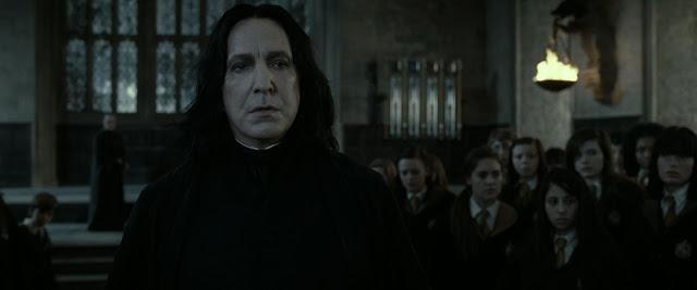 Bruxo do Mês de Junho: Severo Snape | Ordem da Fênix Brasileira