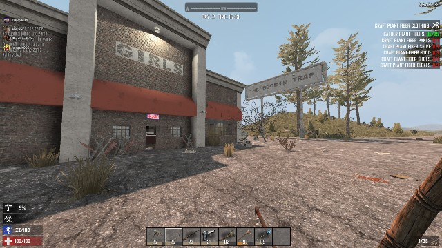 Download 7 Days to Die PC Gameplay