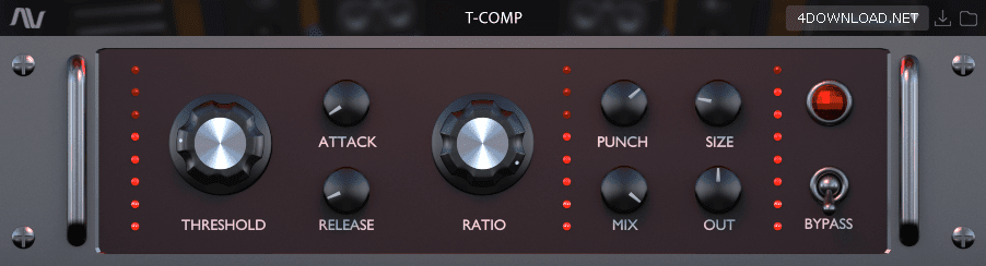 Audio Assault - T-COMP v1.0.0 Full version