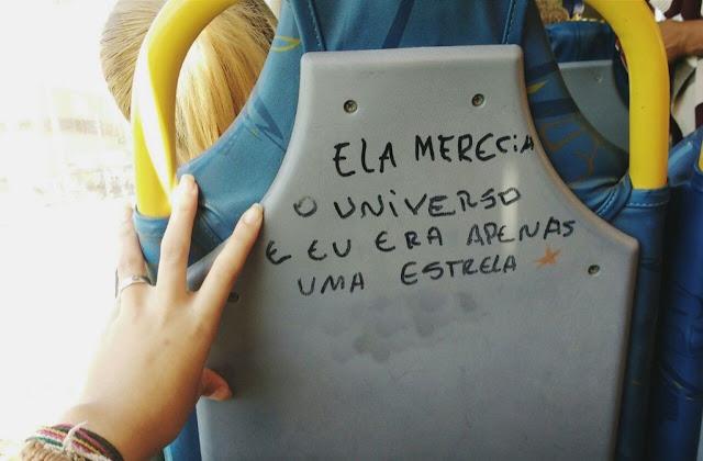 Transtorno no ônibus