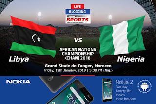 مشاهدة مباراة نيجيريا وليبيا بث مباشر بتاريخ 13-10-2018 تصفيات كأس أمم أفريقيا 2019