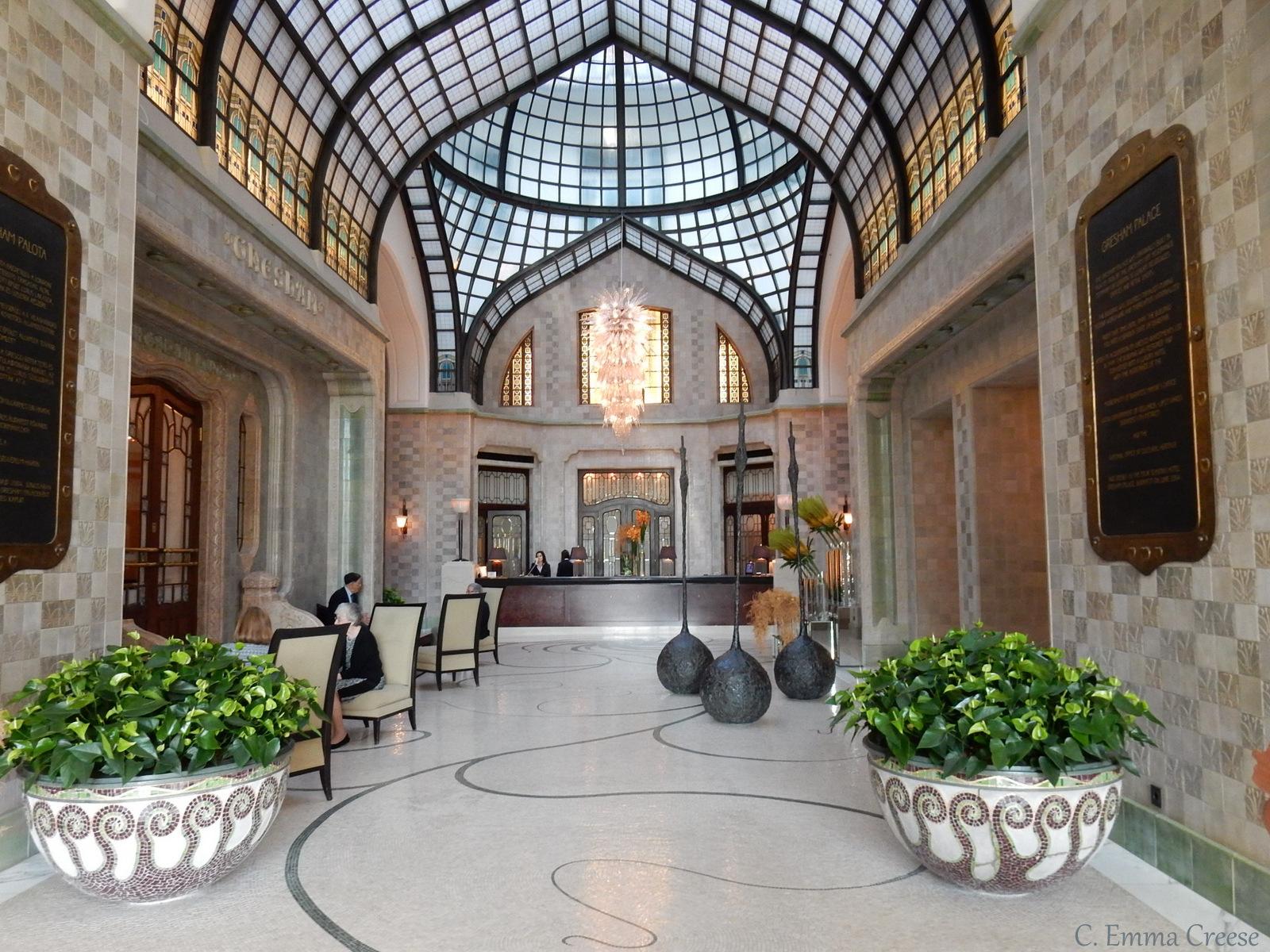 Four Seasons Hotel 10 reasons luxury city break Hungary Adventures of a London Kiwi