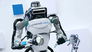 Le robot Atlas de Boston Dynamics