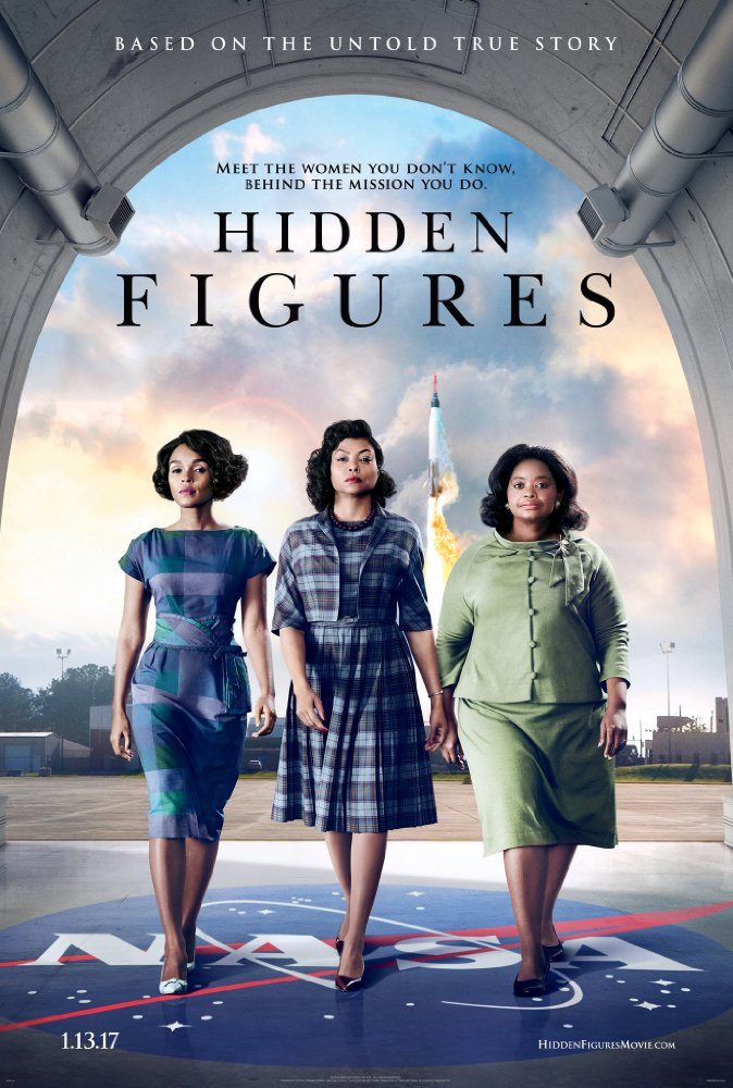 Hidden Figures (2016) Subtitle Indonesia
