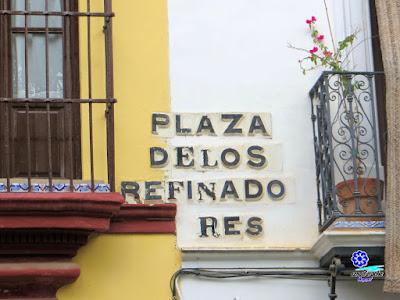 Sevilla - Plaza de los Refinadores