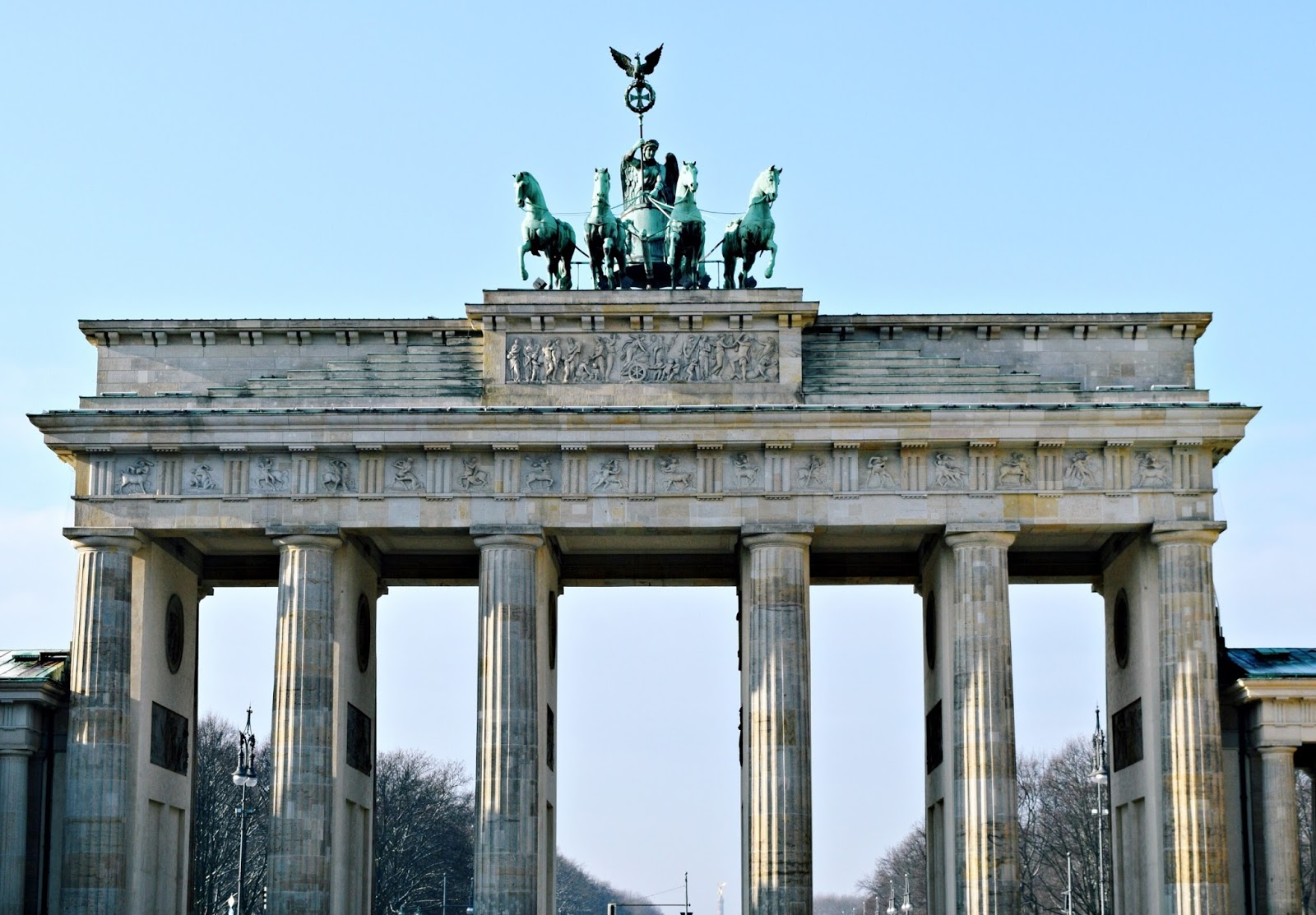 24 hours in berlin brandenberg gate