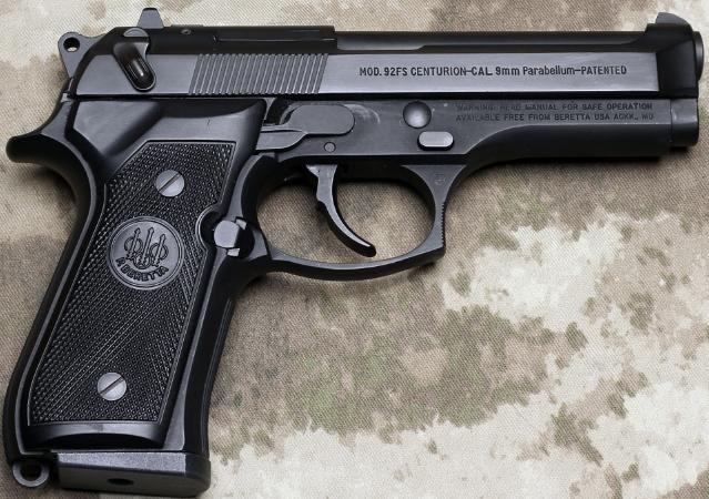 us based nigerian beretta pistol lekki lagos