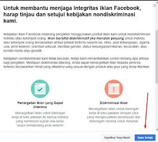Cara memulai facebook ads.