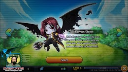 Pocket MapleStory Demon Slayer
