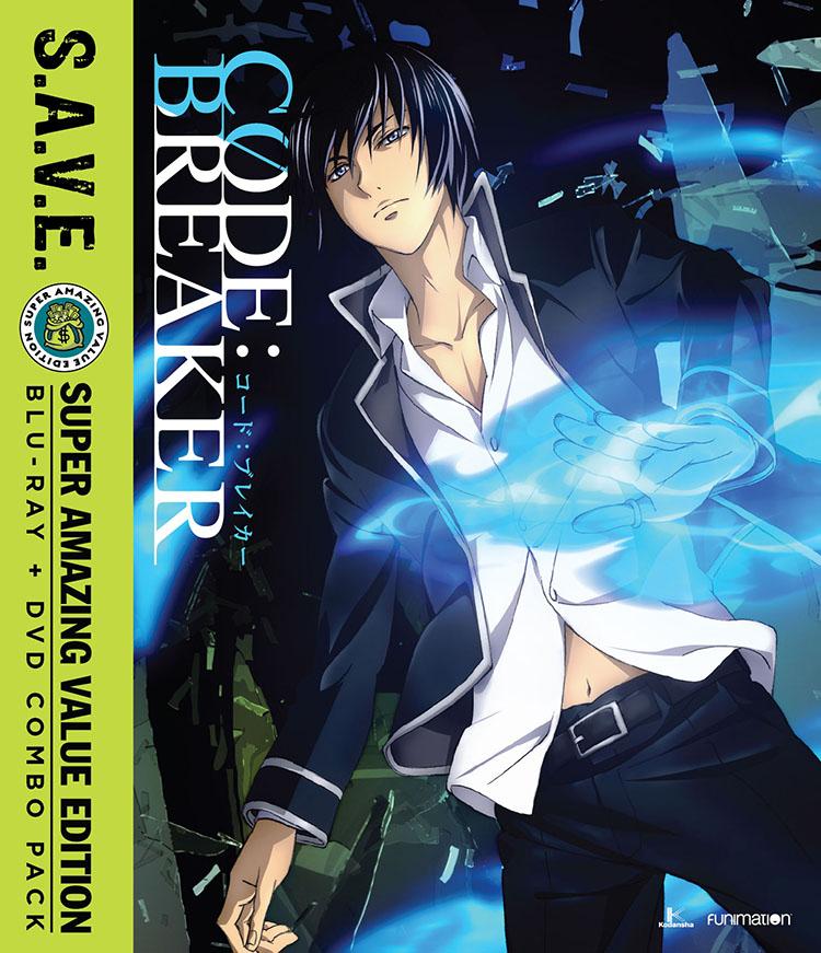 code breaker anime trailer