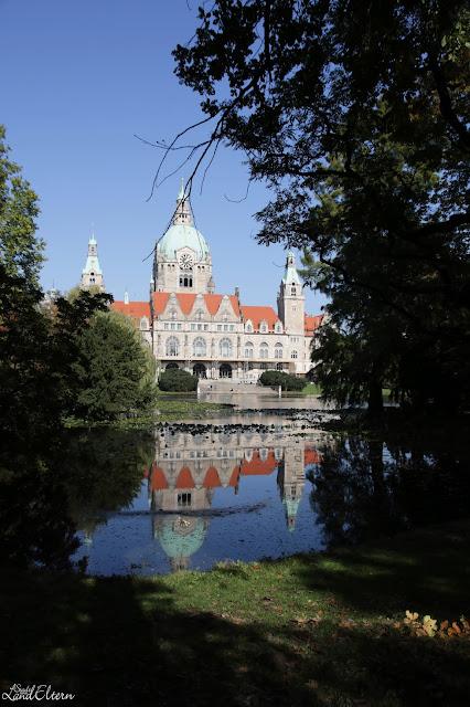 Stadtlandeltern - Hannover - Neues Rathaus