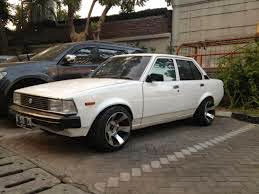 corolla dx modif sporty