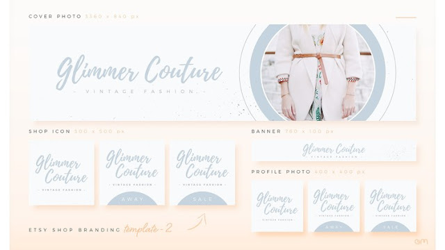 Etsy 101: Branding your Etsy Shop with Etsy Banner #2