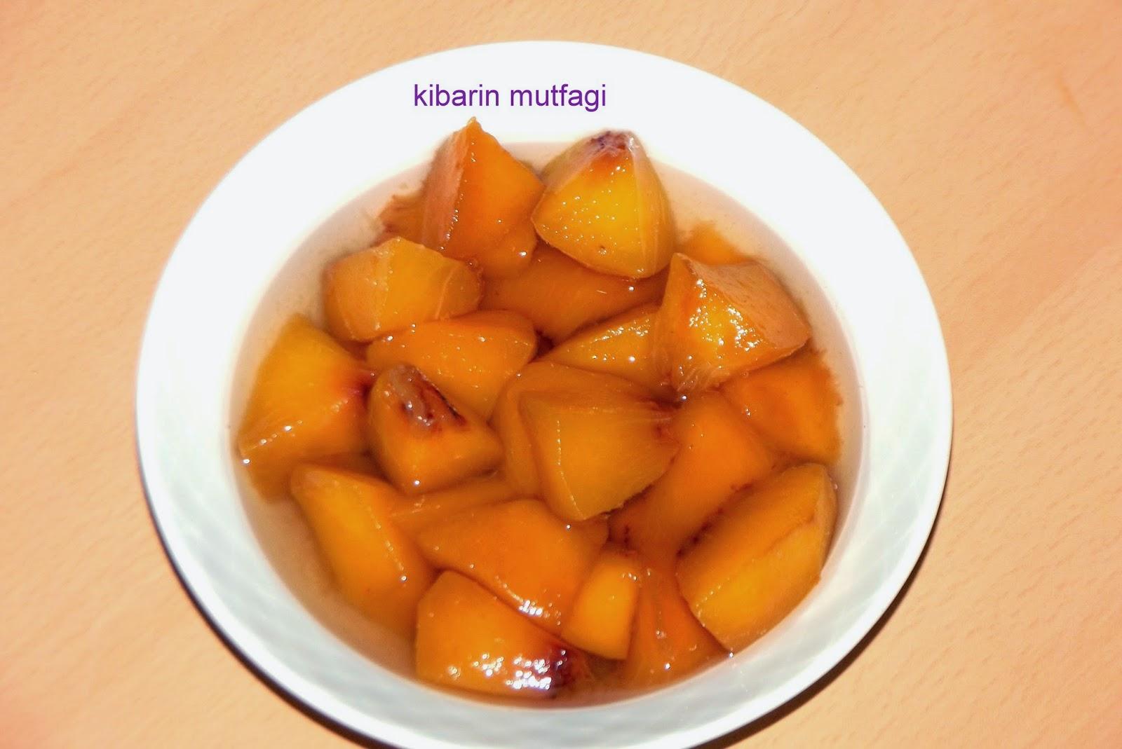Meyve Sulu Komposto Tarifi