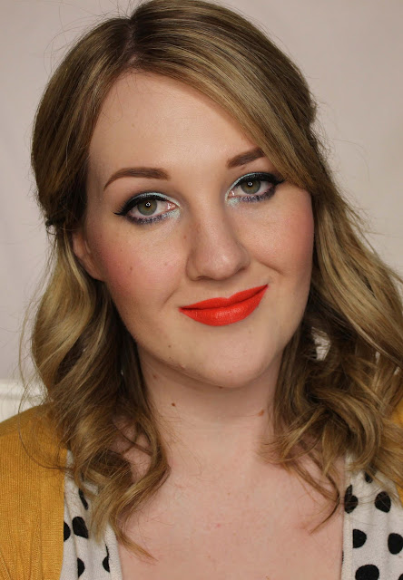 MAC MONDAY | Zac Posen - Darling Clementine Lipstick Swatches & Review