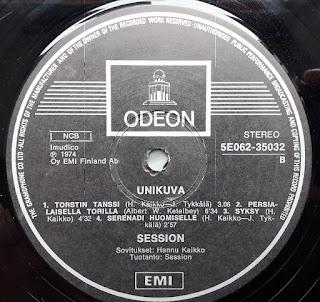Session - Unikuva