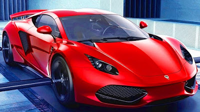 Arrinera Hussarya GT red color Hd Wallpapers