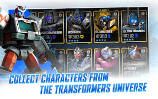 Transformers Forged to Fight Mod Terbaru