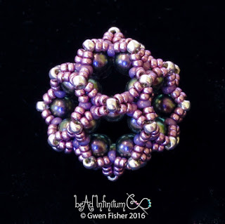 Beaded Dodecahedron