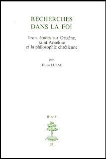 éditions Beauchesne Recherches dans la foi