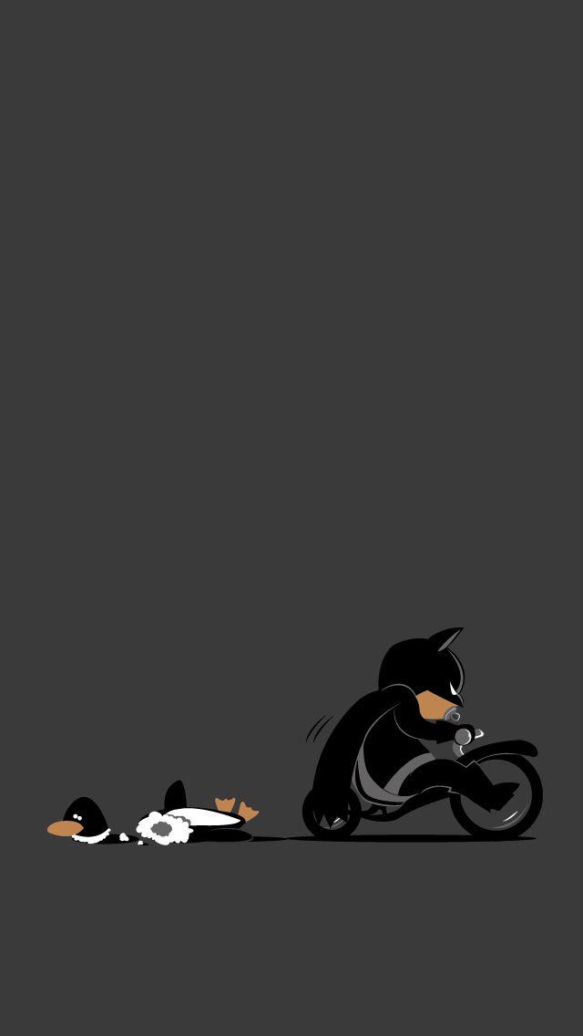 30 Hd Wallpaper Batman Untuk Iphone Dan Android Super Keren Dan