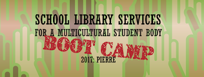 School Library Boot Camp: Services for a Multicultural Student Body, 2017 Pierre