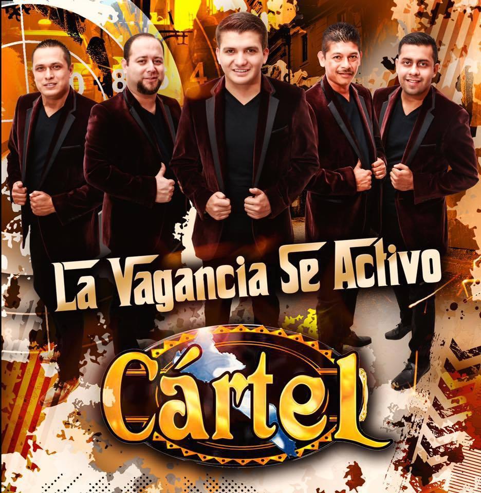 Grupo Cartel – La Vagancia Se Activo (Album 2015)