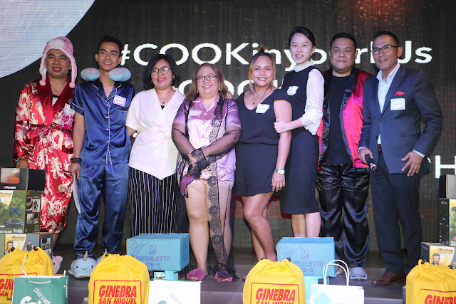 COOK Magazine Marks 18 th Year with a Slumber