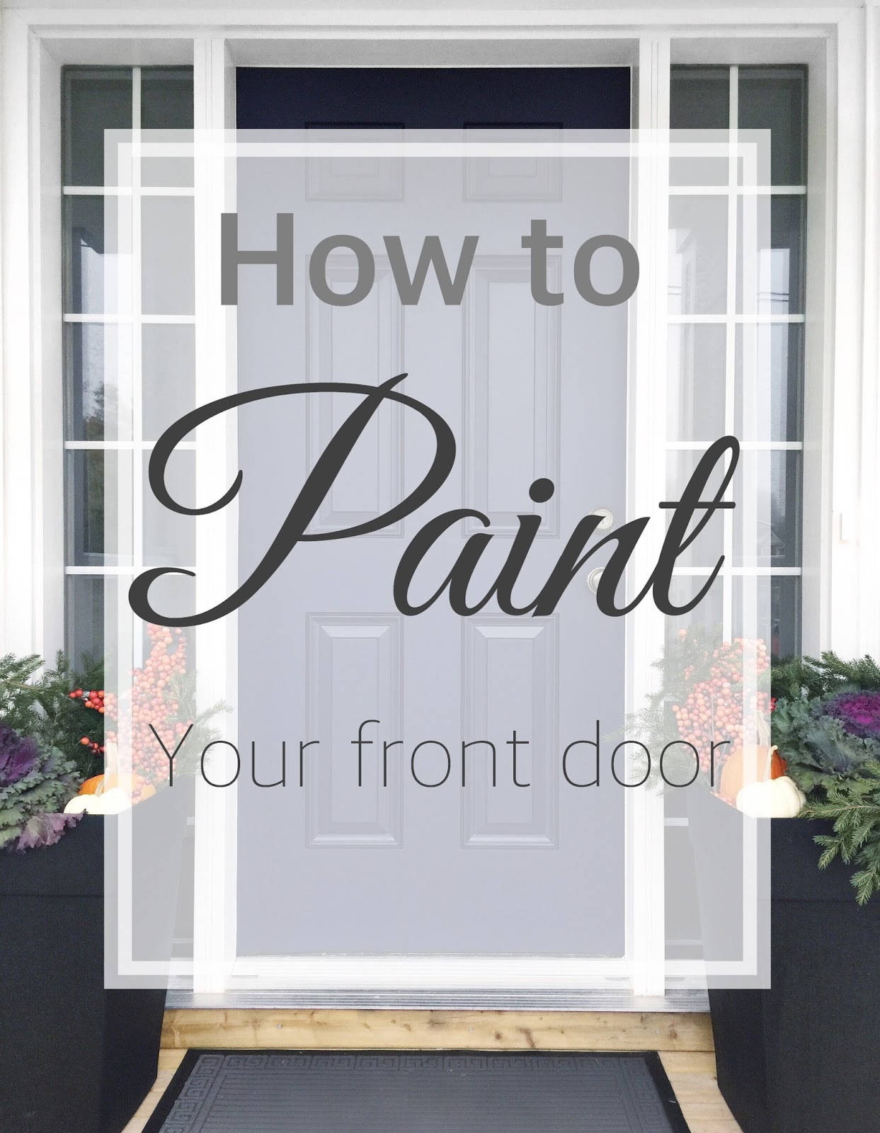 Unique Painting Your Front Door