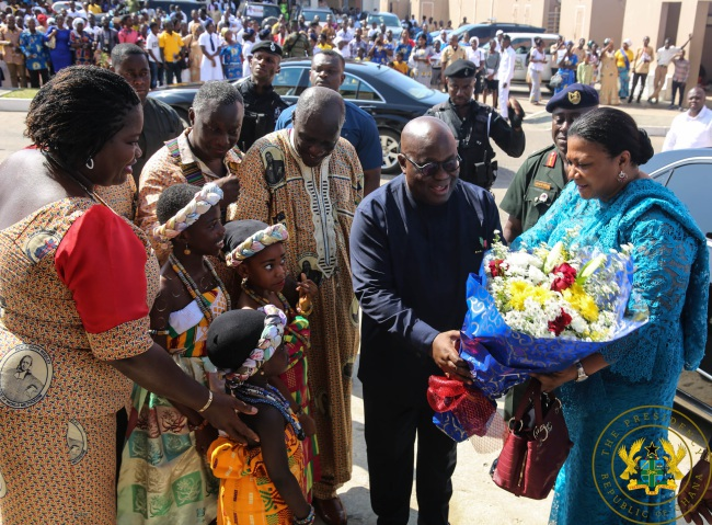 """There's Hope For A Better, Brighter Tomorrow"" – President Akufo-Addo"