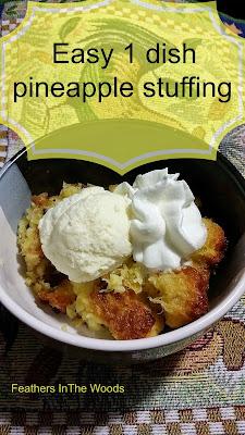 pineapple stuffing recipe