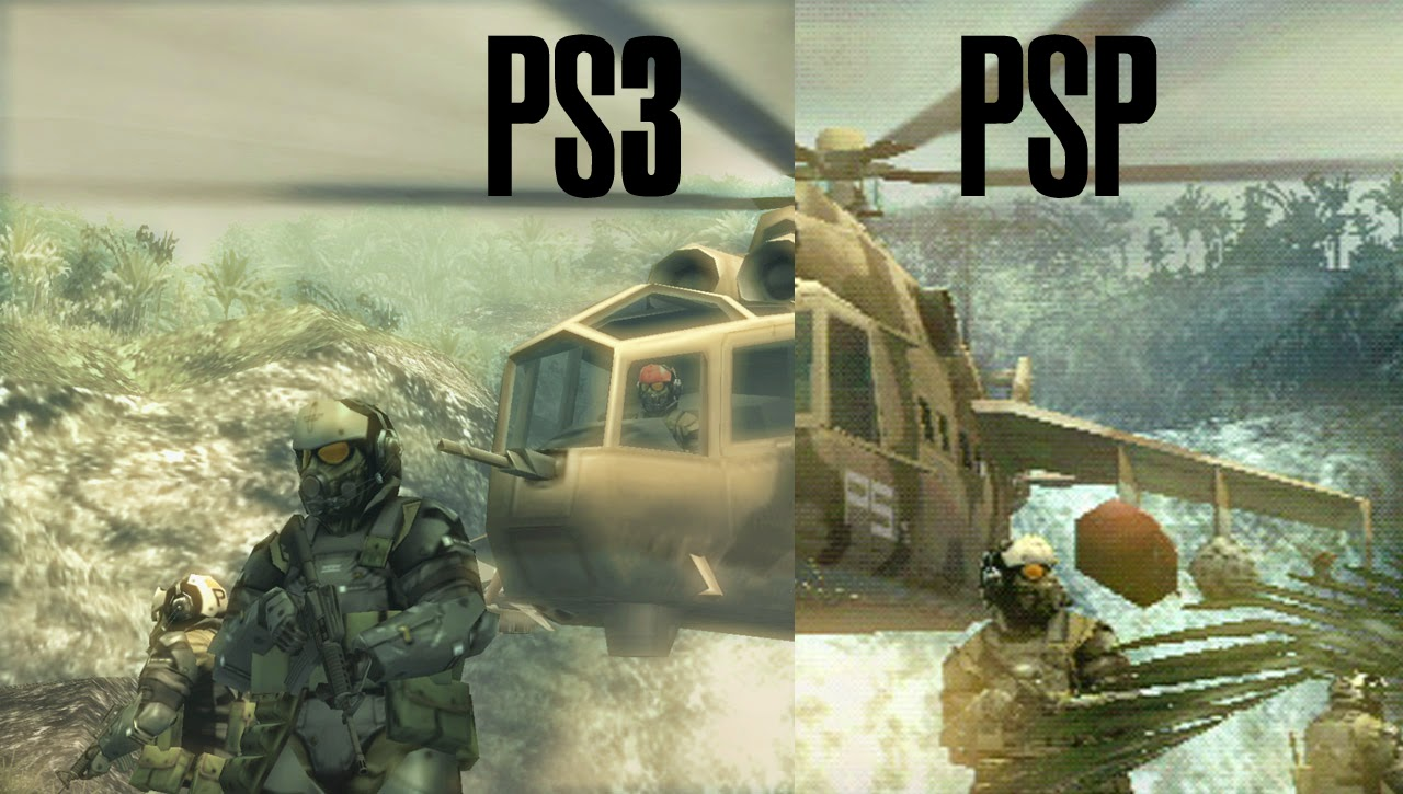 Metal Gear Solid Peace Walker [PSP+PPSSPP] ISO Rom « Smart