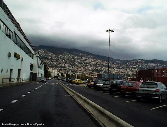 AVENIDA SÁ CARNEIRO - FUNCHAL