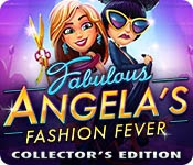 เกมส์ Fabulous - Angela's Fashion Fever