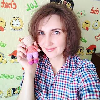 Наталия Еременко игрушки крючком