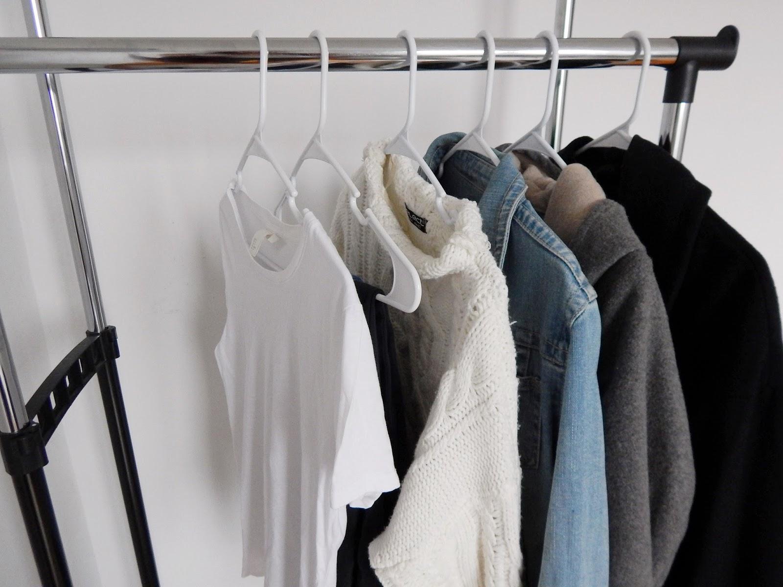 podstawy jesiennej szafy
