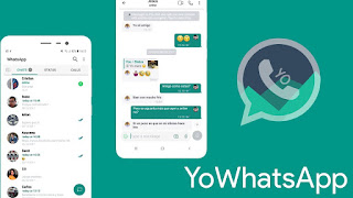 YoWhatsApp v7.60 [ Whatsapp MOD] APK For Android