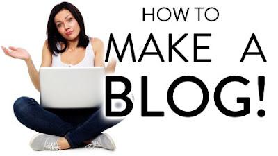 panduan membuat blog untuk pemula sampai mahir