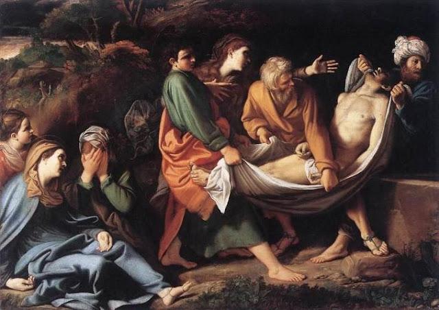 Enterro de Jesus Cristo
