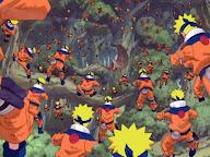 Naruto jutsu clones de sombra