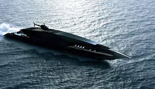 Desain Kapal Ini Mirip di Film James Bond