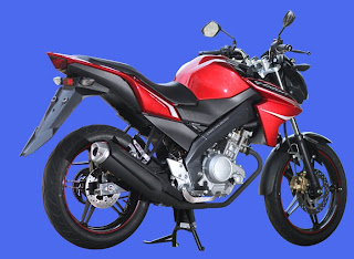 FOTO YAMAHA NEW V-IXION 2013