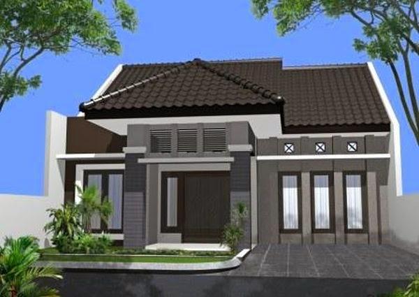 Desain Rumah Joglo Minimalis Modern