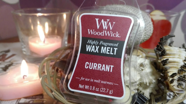 Woodwick Currant woski z Icandle.pl