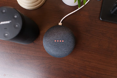 Regálate gadgets Google Home