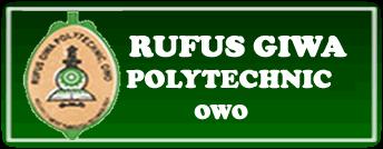 Image result for Rufus Giwa Polytechnic Owo(RUGIPO)