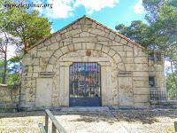 Ermita de la Virgen de la Soledad.