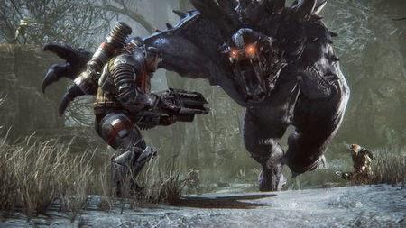 Evolve 2015 fully Full Version PC Game Free