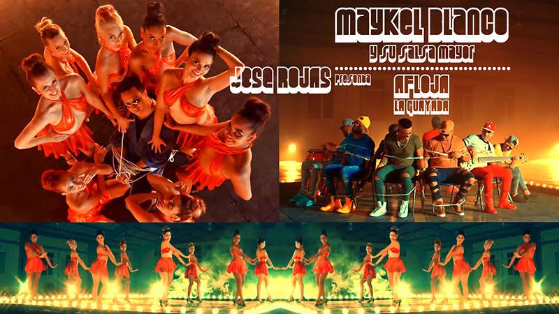 Maykel Blanco y su Salsa Mayor - ¨Afloja La Guayaba¨ - Videoclip - Director: Jose Rojas. Portal Del Vídeo Clip Cubano